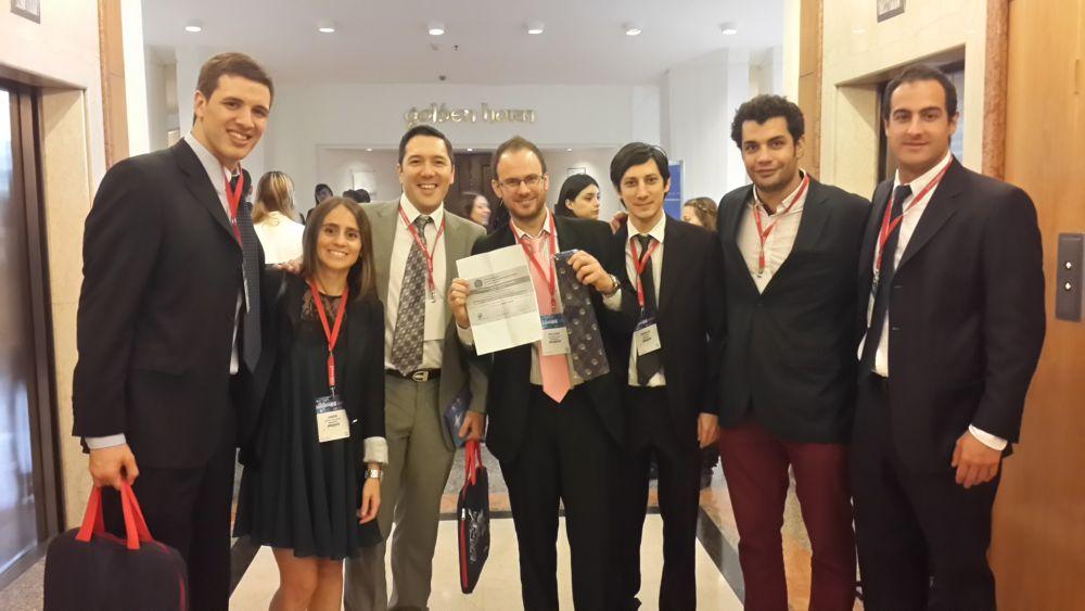 2 premio al mejor tema libre Curso Paredes 2015